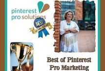 Best of Pinterest Pro Marketing / Best marketing ideas for using Pinterest with your business.