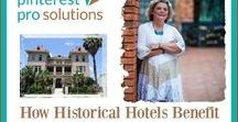 How Historical Hotels Benefit from Pinterest