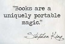 books and libraries / by shawna spencer