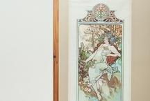 art nouveau / by shawna spencer