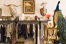 boutique / store + window design / by shawna spencer