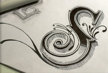 typography and design / by shawna spencer