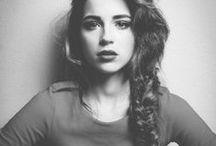 Hairstyles / by Kayleen N