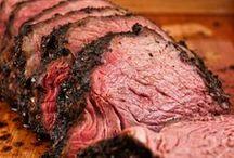 Food - Main Dish Beef & Pork / by Nancy Pinson