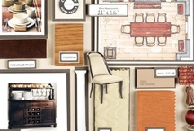 interior design boards / by Marna Rugg Givans