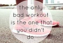 Workouts / by justvicky