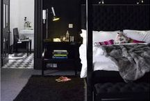 interiors: bedrooms / bedrooms, beds, sleep-stations / by Elle
