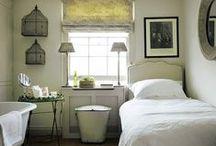 Rooms I love / by Melissa Schiek