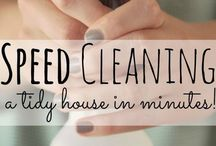 Cleaning & First Aid / by Joanna Eitel