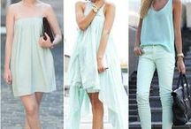 Color of the Month: Mint / by Shop It To Me