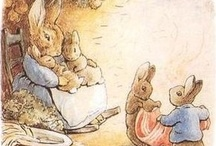 Beatrix Potter / by Gretchen Tsantles