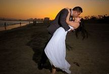 Bride and Groom <3  / Visit us at www.EventsbyAmbrosia.net to see more photos and wedding package prices