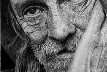 Pencil Drawings / Amazing !! / by Gretchen Tsantles