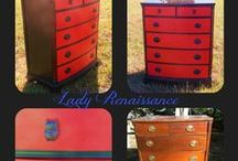 Renaissance Lady's Custom Work for Clients / Examples of our custom work for our customers and store.  We are very passionate about our work.