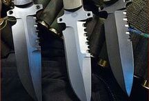 wishlist: misc / mostly knives / by Elle