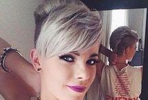 Going gorgeous / silver gray hair