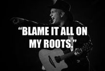 Hillbilly Rock / Blame it all on my roots! / by Amber