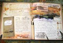 Art// Journalling + Sketchbook