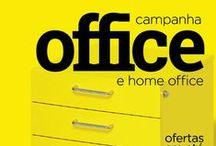 Office e Home Office / Inspire-se para criar ou renovar o seu ambiente de trabalho com a Coleção Office e Home Office Tok&Stok.