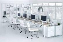 Dix | Office e Home Office / Assinada pelo designer dinamarquês Lars Mathiesen, a linha Dix apresenta combinações adequadas aos mais variados estilos. http://goo.gl/sFemxA