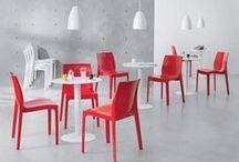 Ambientes Especiais | Office e Home Office / Combinação perfeita para diversos espaços institucionais. http://goo.gl/smXMZa