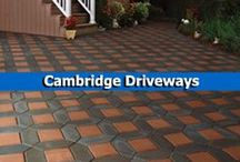 Cambridge Driveways / Exquisite driveways created by Cambridge Pavingstones with our top of the line pavers. / by Cambridge Pavingstones with ArmorTec