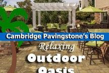 Cambridge Pavingstone's Blog / Articles about outdoor living trends, design ideas, and planning a backyard from Cambridge Pavingstones with Armortec. Click the photos to be directed to Cambridge's blog. / by Cambridge Pavingstones with ArmorTec