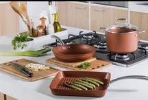 Contemporâneo | Cozinhar e Receber / Se você acha que a cozinha deve ter traços minimalistas e sofisticados, essa tendência é pra você! http://goo.gl/9va8jv