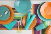 Dominó | Cozinhar e Receber / Já pensou em fazer da cozinha o lugar mais descontraído da casa? http://goo.gl/UdVU6d