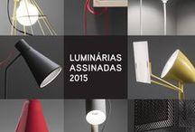 Luminárias Assinadas 2015 / Conheça toda a coleção exclusiva de luminárias assinadas por renomados designers que a Tok&Stok reuniu para você.
