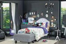 Rock Glam Girls | Volta às Aulas / É hora de reinventar o quarto das meninas mais descoladas! ;) http://goo.gl/aOTG4u