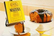 Coleção MAIZENA® 2015 / Receitas deliciosas e produtos com sabor de nostalgia, na coleção em parceria com MAIZENA®. <3 http://bit.ly/1JwCxhJ