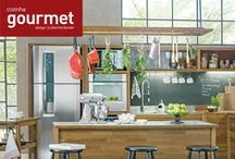 Cozinhar e Receber | Gourmet / A tendência Barrock é o casamento entre o elegante e o moderno. http://bit.ly/1N8gE9x