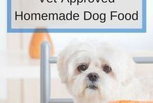 Nutrition For Dogs / Make sure your dog receives the right nutrients in their body to live a long, healthy life!