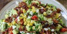 Food & Drink: Salads