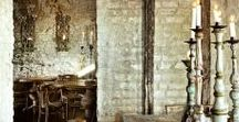 Design & Decor: Dining / Rooms in which to feast and gather.
