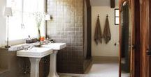 Design & Decor: Bathroom / Just because something is a necessity doesn't mean it can't also be beautiful.