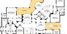 Design & Decor: House Plans / Plans are just dreams put down on paper.
