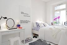 deco - bedroom desks / by moscarama