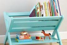 Kid Spaces / A collection of unique, fun kid spaces. / by Petite Lemon