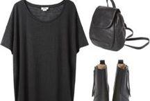 the wardrobe / by Tessa Regina