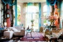 living in bohemia / ideas i'm working toward in my home... always ALWAYS a work in progress! / by Gail