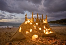 Inspiring Sand Creations / by Renee' Snow