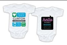 Baby Shower Gift Ideas / by Petite Lemon