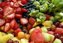Fresh Fruits / by Renee' Haraway