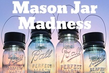 Mason Jars ~ Assorted Ideas / by Linda S
