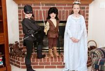 Let's Play Dress Up / Costumes for the littles and family costumes / by Jacque Jones