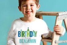 Boy Birthday Parties / by Petite Lemon