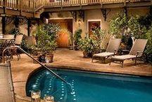 Amazing Backyard Pools  / by Renee' Haraway
