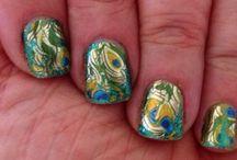 Nails, art